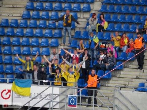 Рух Хожув - Металлист Харьков в Лиге Европы