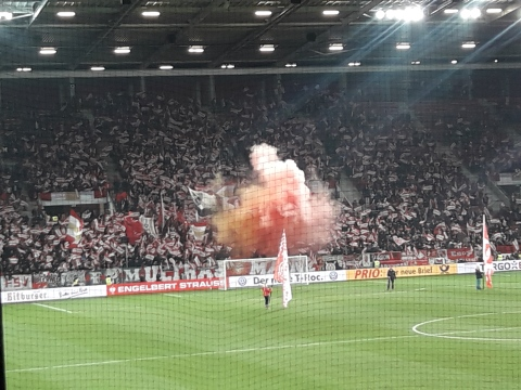 Майнц - Штутгарт, Кубок Германии