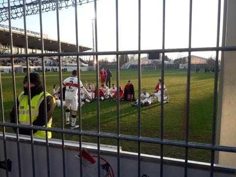 Малое Дерби Штутгарта VfB - Штутгартер Кикерс