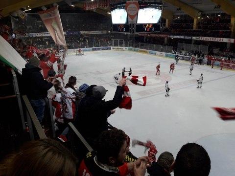 Клагенфурт - Линг, хоккей