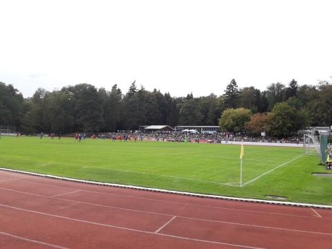 Stuttgarter Kickers - TSG Backnang