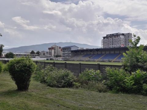Стадион Чаир в Скопье