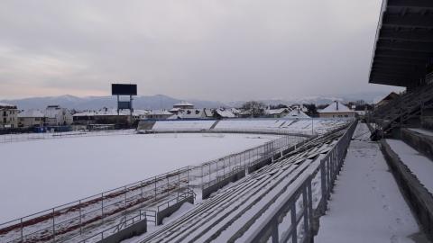 Муниципальный стадион Сибиу