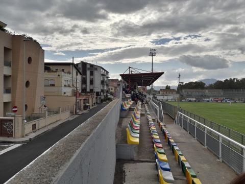Olbia - Pro Vercelli, Stadio Bruno Nespoli