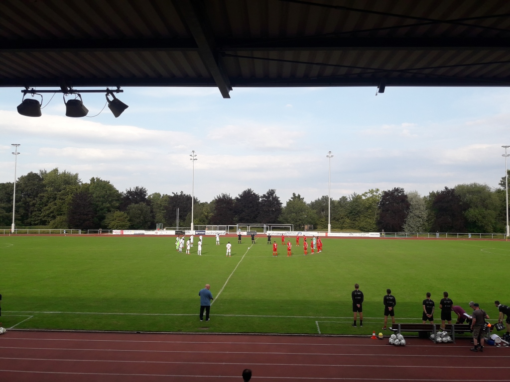SV Fellbach - VfB Stuttgart II (Max-Graser-Stadion)