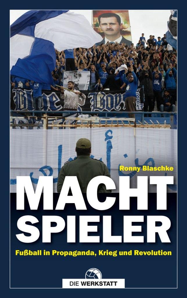 Рецензия на Machtspieler – Fußball in Propaganda, Krieg und Revolution